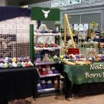 Natural Born Dyers' stand