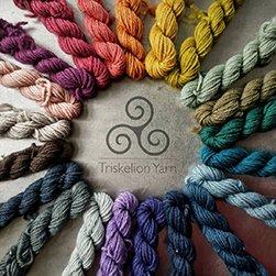 Triskelion Yarn